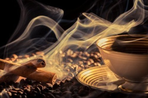 16397590-cinnamon-smell-of-brewed-coffee